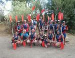 Descensos en Piragüas grupo